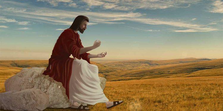 خَیرات - پہاڑی پر یسوع کی تعلیم - راستبازی کے کام - پوشِیدگی میں خَیرات
