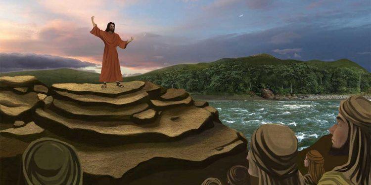 روزہ - پہاڑی پر یسوع کی تعلیم - روزہ دار ہونے کی تعلیم دینا - رِیاکار نہ بننا