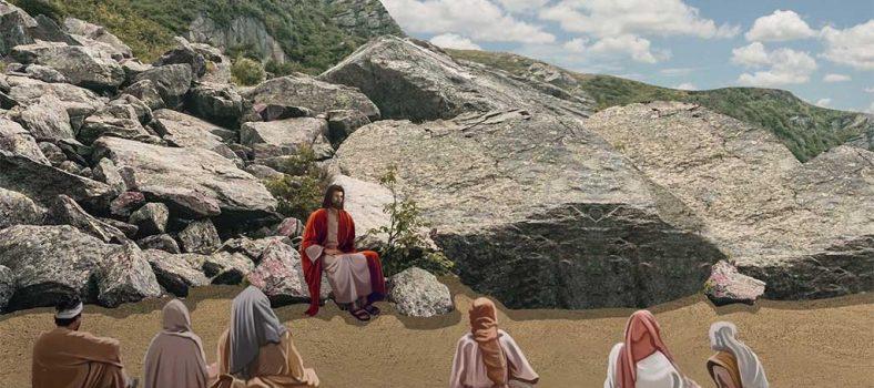 طلاق - پہاڑی پر یسوع کی تعلیم - حرام کاری سے دور رہنا - بِیوی سے محبت