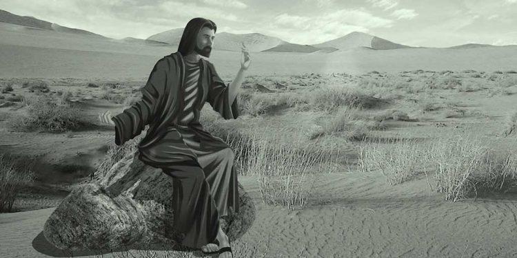 مانگیں، ڈھونڈیں اور کھٹکھٹائیں - پہاڑی پر یسوع کی تعلیم - بچّوں کو اچھّی چِیزیں دینا