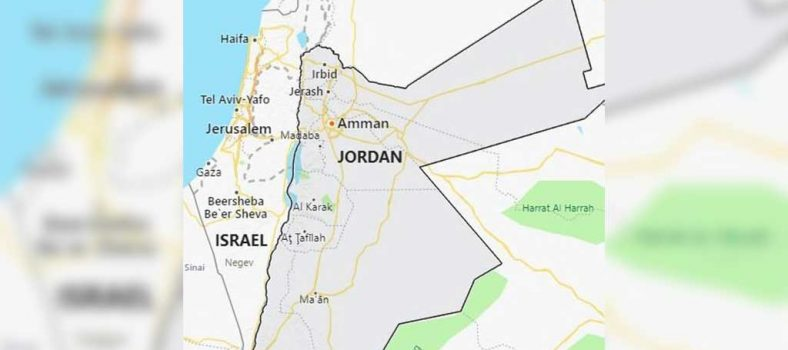 Jordan in the purpose of God - Jesus Christ for Muslims