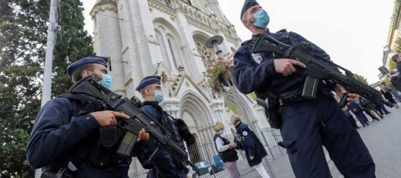 Ye shall judge them by their fruit - Islamic Terrorism France