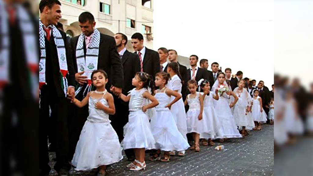 Child marriage Islam