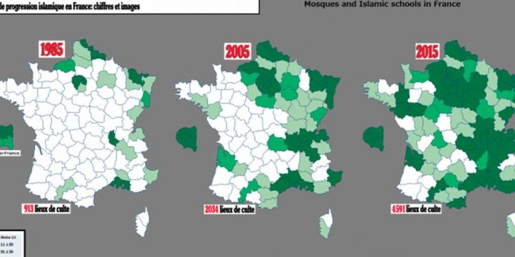 France tries to tame Islam, we wish it good luck with that - Graham Ford