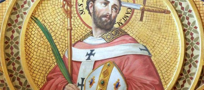 Proclamation on 850th Anniversary of Martyrdom of Saint Thomas Becket