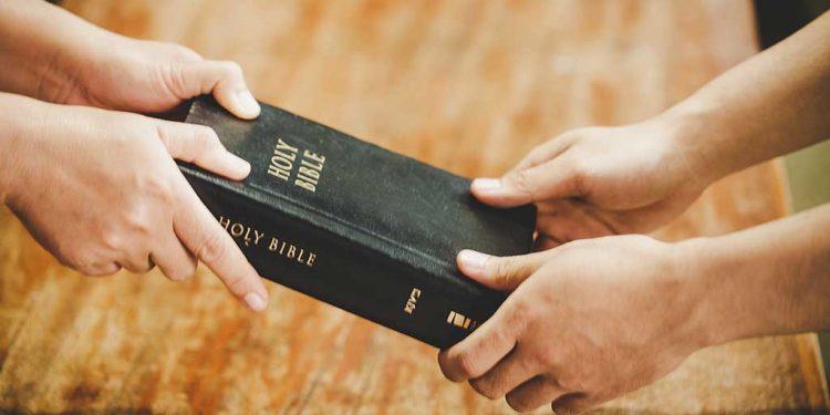 Bible overview for today - Anton Garrett - Jesus Christ for Muslims